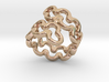 Jagged Ring 25 - Italian Size 25 3d printed
