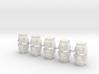 10 Ozymandias Shoulder Pads 3d printed