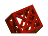 Tangram Tilt 3d printed A smaller version of the Tangram Cube