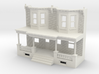 WEST PHILLY ROW HOME FRONT 160TWN 3d printed