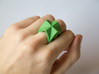gothic RING 3d printed