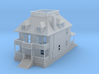 Barber 577 House Z Scale 3d printed Barber 577 House Z scale
