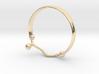 GABA ring Size 7  3d printed
