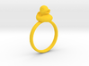 Rubber Duck Ring 3d printed