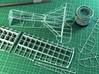 Fokker DVII 1/32 Top Right Wing 3d printed