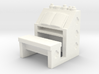 Scribes Bench 3d printed