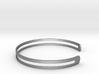 Bracelet Ø 63 mm Medium/Ø 2.48 inch 3d printed