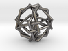 0455 Woven Truncated Octahedron (U08) 3d printed