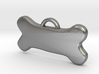 Bone Tag For Dog Customizable 3d printed
