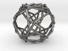 0457 Woven Truncated Cuboctahedron (U11) 3d printed