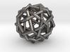 0458 Woven Snub Cube (U12) 3d printed