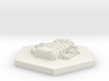 Custom Settlers of Catan Water Pumping Station 3d printed