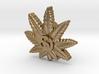 "Leaf Lacelock ""SD"" 3d printed"
