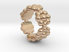 New Flower Ring 20 - Italian Size 20 3d printed