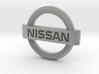 Nissan Flipkey Logo Badge Emblem 3d printed