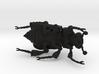 American burying beetle 3d printed