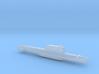 Golf-Class Ballistic Submarine, Full Hull, 1/1800 3d printed