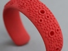 Textured Cuff - size S 3d printed