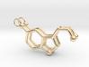 Serotonin Earrings1 3d printed