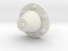 1/16 Churchill - Antenna Base - Antennensockel Kle 3d printed