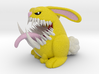 Monster Bunny #3 - Small Eyes 3d printed