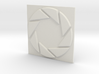 Aperture Laboratories Keychain 3d printed