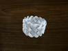 Turk's Head Knot Ring 5 Part X 13 Bight - Size 7 3d printed