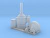 Steam Donkey - N 160:1 Scale 3d printed
