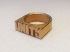 16.5mm Replica Rick James 'Unity' Ring 3d printed