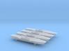 Malta-Class CV, Angled Deck x 4, 1/6000 3d printed