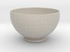 Soup Bowl 3d printed