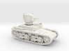 Carden Loyd Light Tank Mk.VIII (1:56 scale) 3d printed