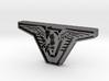 Atlantis Badge 3d printed