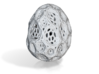 DRAW geo - alien egg 2 3d printed