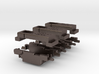 Alco C-855 N Scale Chassis Extenders X3 3d printed