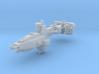 EA Heavy Cruiser Fleet Scale 3d printed