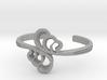 Wave Cuff Bracelet 3d printed