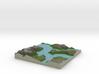Terrafab generated model Fri Feb 26 2016 23:20:06  3d printed