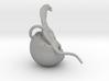 Dinosaur Charm 3d printed Dinosaur baby egg by ©2012 RareBreed