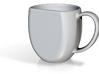 Celadon Selife Mug (Left Handle) 3d printed