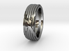 Fasces Ring - Size 12 3d printed