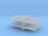 PLA[N] 035 SSK x 8, 1/1800 3d printed