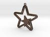 Star Pendent 3d printed