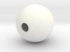 Goofy Bolt Accessories - Sphere 18mm diameter 3d printed