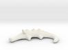 Crocodile Chopstick Rest 3d printed