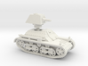 Vickers Light Tank Mk.I (15mm scale) 3d printed