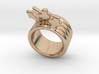 Love Forever Ring 32 - Italian Size 32 3d printed