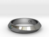 Infinity Ring - Size 11-1/2 3d printed