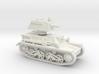 Vickers Light Mk.III 3d printed