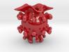 Microbe Creamer 3d printed
